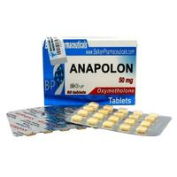Анаполон (Balkanpharma Anapolon 50mg 100tab, Молдова)