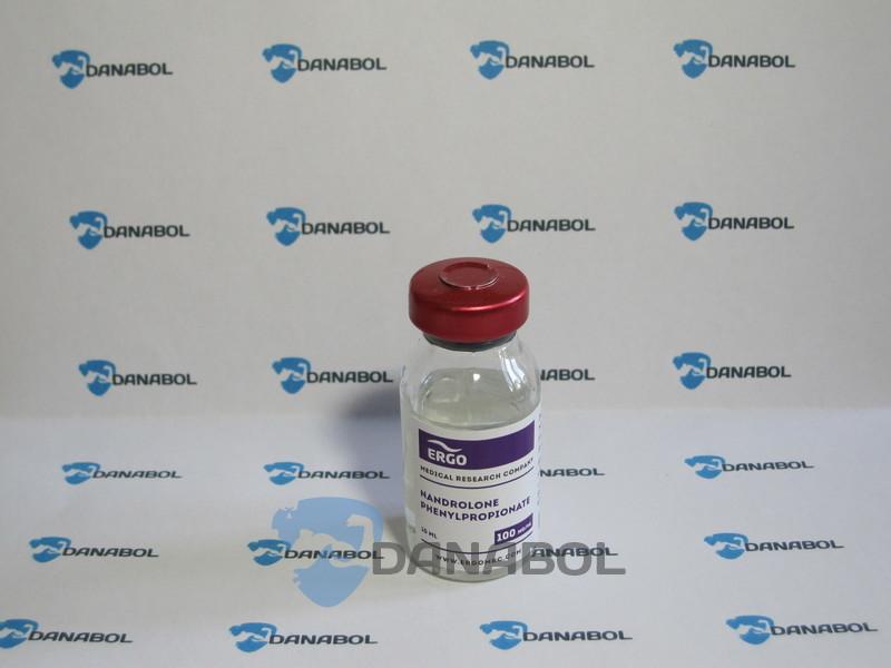 Нандролон фенилпропионат ERGO (100 мг/10мл Бельгия)