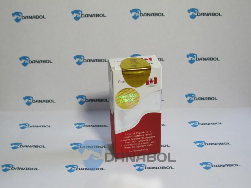 Пептид HGH-FRAG 176-191 Canada Peptides