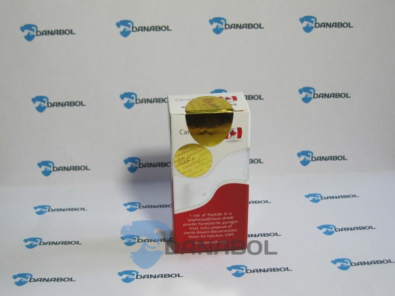 Пептид IGF-1 LR3 Canada Peptides