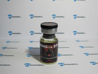 Метандростенолон UFC PHARM ANABOL 100 (100 mg/ml 10 ml)