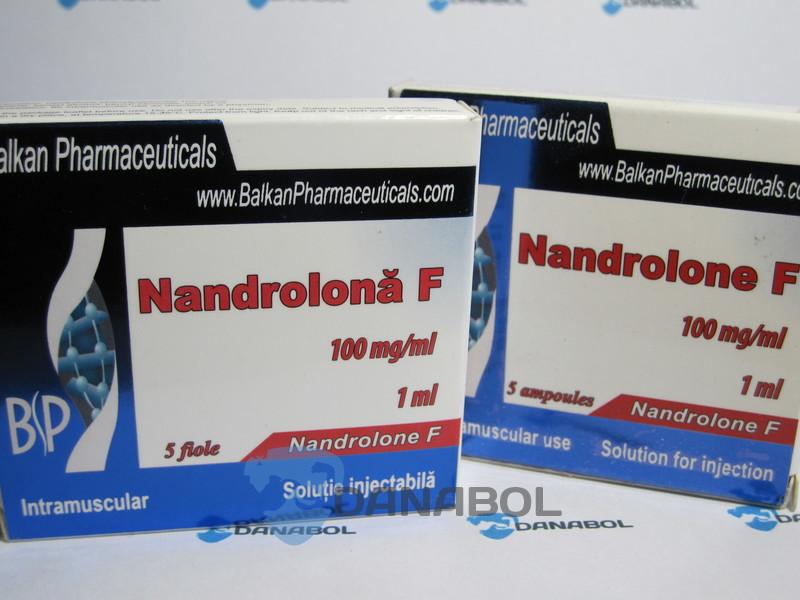 Нандролон Фенилпропионат (Balkanpharma 100 мг/мл 10 ампул, Молдова)