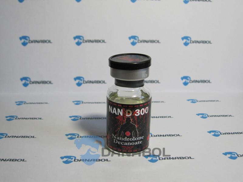 Нандролон деканоат DECA 300 (UFC pharm 300 мг/10мл)