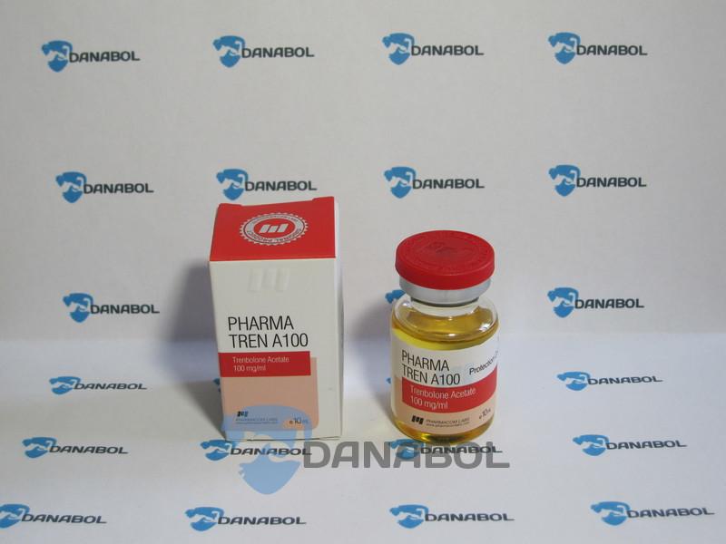 Тренболон Ацетат Pharmacom (100мг/10мл Молдова)