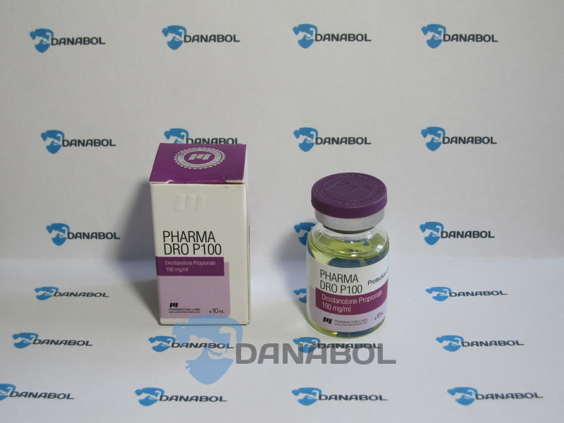 Мастерон Pharma Dro P100 (Pharmacom 100/10ml, Молдова)