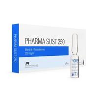 Сустанон PHARMASUST 250 (Pharmacom Testosterone Mix 250 мг/мл 10 ампул)