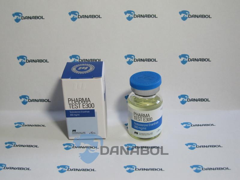 Тестостерон Энантат PHARMATEST E 300 (Pharmacom 300 мг/мл 10 мл, Молдова)