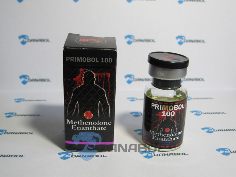 Примоболан UFC pharm PRIMOBOL 100 (100 mg/ml e10 ml)