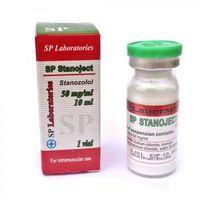 Винстрол (Sp laboratories 10мл 50 мг/мл, Молдова)
