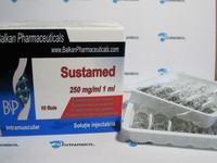 Sustamed (Сустанон) Balkan 10 ампул (250 мг)