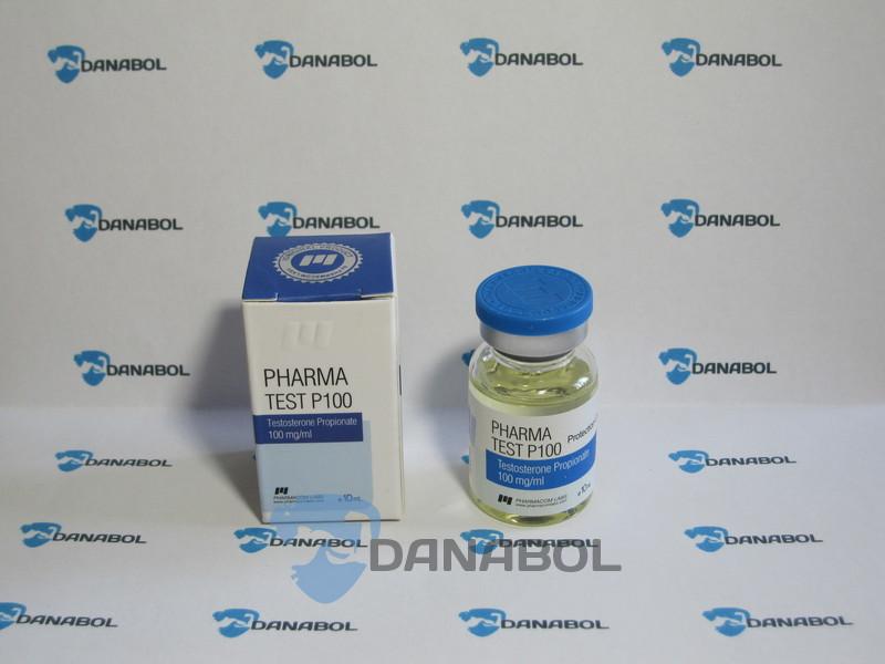 Тестостерон пропионат PHARMATEST P 100 (Pharmacom 100 мг/10мл Молдова)