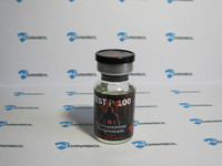 Тестостерон пропионат TEST P 100 (UFC pharm 100 мг/10мл)