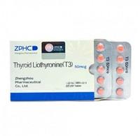 Трийодтиронин ZPHC Thyroid Liothyronine (T3) 50 tab 50 mcg