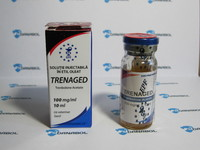 Тренболон Ацетат EPF Trenaged-A (100mg 10ml Молдова)