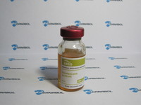 Тренболон Ацетат ERGO (100мг/10мл Бельгия)