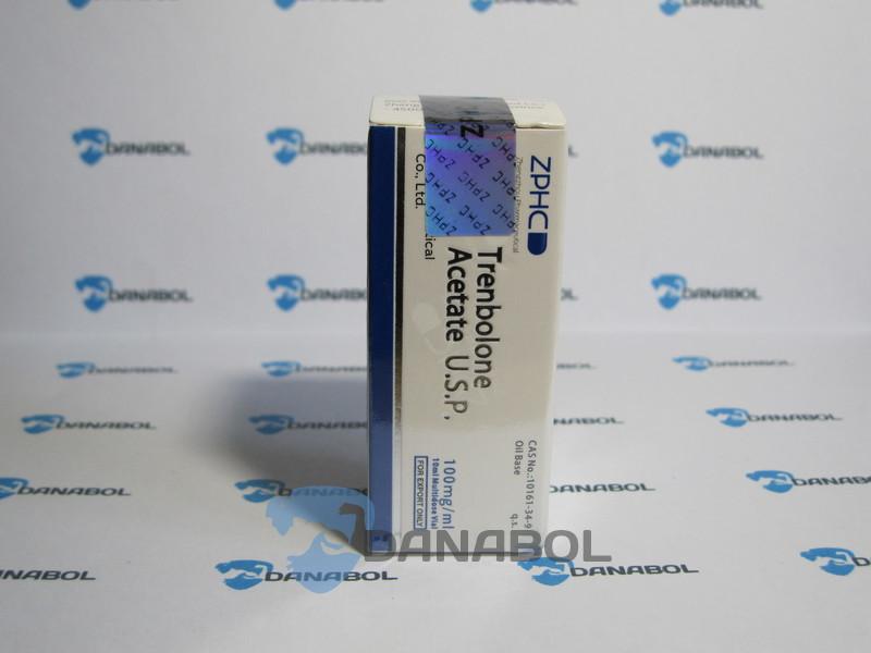 Тренболон Ацетат ZPHC(Trenbolone Acetate 100мг/10мл Китай)